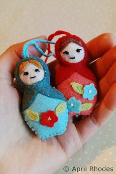 Fantastic idea with a lovely pattern and instructions. Lovely, creative and masses of cuteness factor :o)