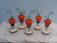 edible fruit decorations | ... for Birthday Edible Birthday Centerpieces For Table Decorations