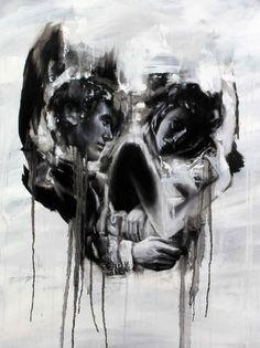 Skulls by Tom French