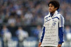 [football]「日本の皆へ。少しでも多くの命が救われますように。共に生きよう!」