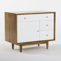 MARALYN SEAL SAND MINI BUFFET - Buffets & Sideboards - Cabinets & Storage - Dining - HD Buttercup Online – No Ordinary Furniture Store – Los Angeles & San Francisco
