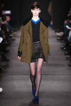 Coat rag&bone Fall 2013 RTW Collection - Fashion on TheCut