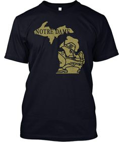 Michigan for Notre Dame