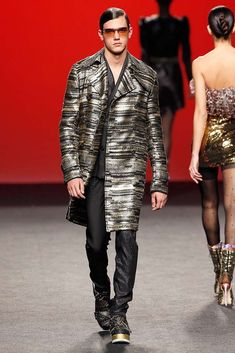 Custo Barcelona Fall-Winter 2017 - Mercedes-Benz Fashion Week Madrid