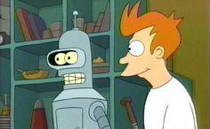 "Adult Swim ""Futurama"" promo from 2003"