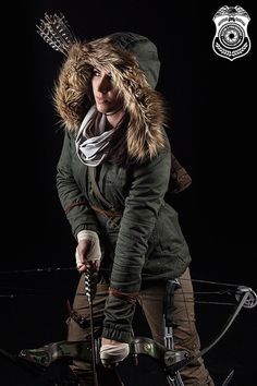 Scarf for Lara Croft Rise Of The Tomb Raider by 2PlayerGame
