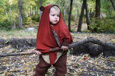 Running With Scissors: Halloween Costume: Ewok