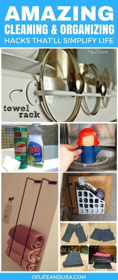 Some days, I really hate cleaning. But after seeing this post, I think I've found some smarter ways to clean and organize my house. Can't wait to try these! #cleaning #organizing #dy #home #life #momhacks #lifehacks #declutter #tidylife #decluttermyhouse