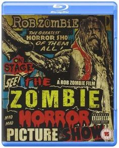 Rob Zombie • The Zombie Horror Picture Show (2014) BDRip 1080p