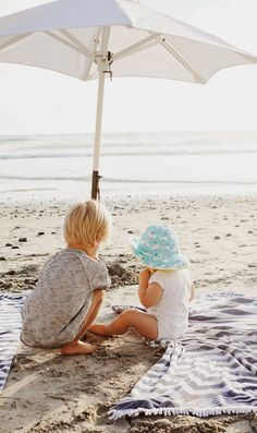 10 Tips for Traveling with Young Children. Beach KidsKids HatsBaby  EssentialsSummer ... 2c033287dc58