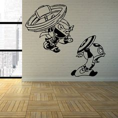 The Avengers Baby Thor And Or Captain America wall by AbruptDesign