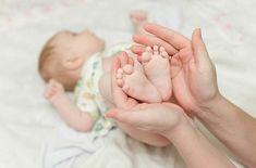 Ideias para fotos do bebê. (Foto: Divulgação).