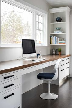 Scandinavian Home Office Design With Look Simplicity Ele.- Scandinavian Home Office Design With Look Simplicity Elegance Scandinavian Home Office Design With Look Simplicity Elegance – - Mesa Home Office, Home Office Space, Home Office Desks, Office Furniture, Home Offices, Desk Space, Furniture Plans, Kids Furniture, Small Office Desk