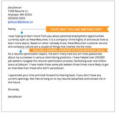 IT Manager Cover Letter | Idea | Cover letter for resume, Resume ...