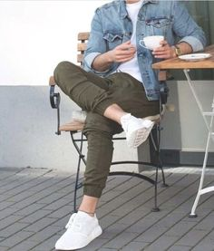 Casual Wear Army Jogger Pants