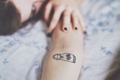 Matryoshka Arm Tattoo