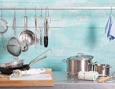 Y por último, igual que en cualquier profesión, es más fácil cocinar cuando tienes buenas herramientas así que no dudes en invertir y cuidar tu menaje,...