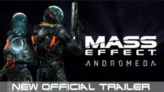 MASS EFFECT ANDROMEDA  Official Launch Trailer 2017 MASS EFFECT ANDROMEDA  Official Launch Trailer 2017  You are on a mission to find a new home for humanity. Explore dangerous worlds keep your crew alive and unravel the mysteries of Andromeda. The journey begins now. How far will you go?  Available in North America March 21 and worldwide March 23 on PC PlayStation 4 PlayStation 4 Pro and Xbox One  Watch this video again :  https://youtu.be/qMvkHcBwE30