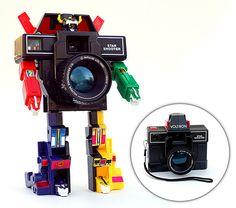 Mazinger cámara
