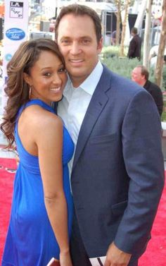 Tamera Mowry and Husband Adam Housely