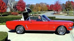 1965 Ford Mustang Convertible 289 Classic Muscle Car for Sale in MI Vang...