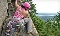 $38 KAF Adventures – Intro to Rock Climbing, Backpacking, or Mountaineering Class