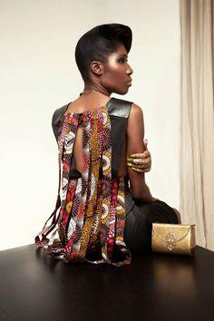 #Africa fashion #Kenya