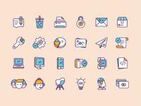 Icon set 2015