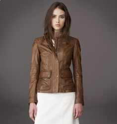 Belstaff | Womens Hand Waxed Leather Paxton Jacket | Womens Iconic Jackets  Coats