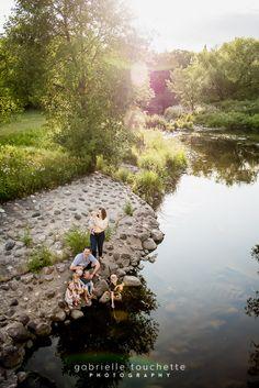 Dunsire Family Photos at Sturgeon Creek, Winnipeg – Gabrielle Touchette Photography Big Camera, Kids Playing, Family Photos, Portrait Photography, Summertime, Journey, Explore, Family Pictures, Children Play