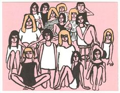 Blog: She Doesn't Even Go Here! - Doodlers Anonymous