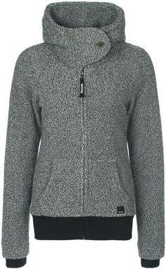 Bench Womens Aike Zip Thru Sweat Jacket - Lyst