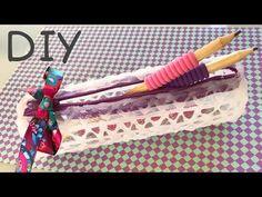 (43) DIY. Hazte un NECESER de SILICONA caliente hecho con PISTOLA de SILICONA. Facil - YouTube