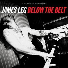 James Leg Below The Belt - vinyl LP