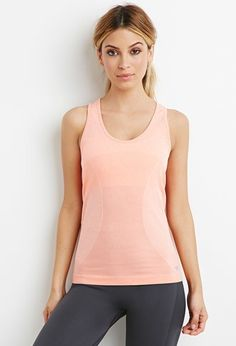 Seamless Workout Tank | Forever 21 - 2000184118