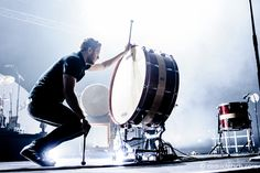 Dan Reynolds if only you could teach me how to play the drums