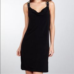 Michael Kors Date Night Black Dress Gorgeous Flow