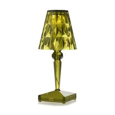 Table Lamp BATTERY by Kartell