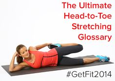 Head to toe stretches