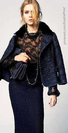 Nina Ricci Pre-Autumn / Fall 2012