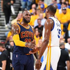 8a69efe341c3 LeBron James Discusses Kevin Durant s Impact on Warriors