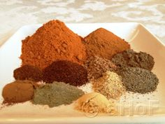Barbecue Spice Mix. This combination of spices is great sprinkled on meats for barb ecue, such as steaks or burgers, or added into soup or stew. The flavors are warming and delicious.