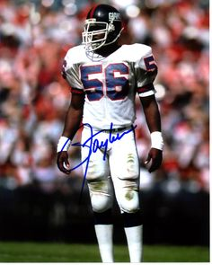 Lawrence Taylor, former Giants teammate of CHATOGRAPH's Phillippi Sparks!