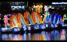 Seven Fairies Festival in South Korea | Jinju Namgang Lantern Festival ~