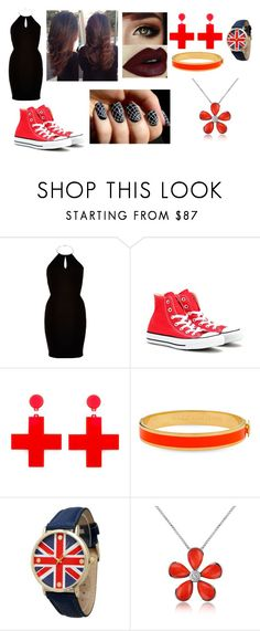 """The story of my life"" by siriuslyasamarauder on Polyvore featuring River Island, Converse, Yazbukey, Halcyon Days, Olivia Pratt and Del Gatto"