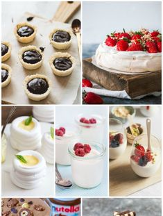 Delicious Desserts for Passover