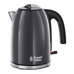 Russell Hobbs 20190 Compact Stainless Steel Chester Kettle Jug New Russel Hobbs, Chester, Stainless Steel Kettle, Brushed Stainless Steel, Cooking Appliances, Small Kitchen Appliances, Kitchen Utensils, Kitchen Gadgets, Espresso
