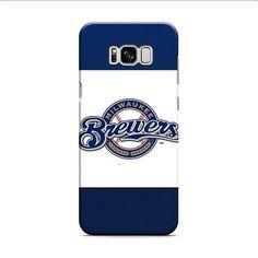 Milwaukee Brewers Baseball Samsung Galaxy S8 3D Case