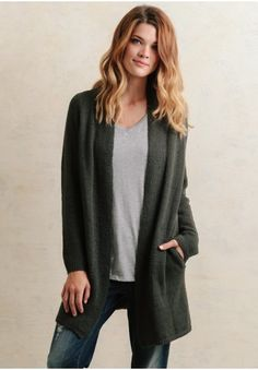 Morning Frost Knit Cardigan  at shopruche.com