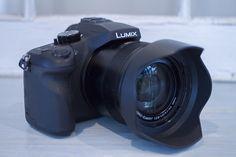 Hiking and backing packing camera setup. Panasonic LUMIX DMC-FZ1000